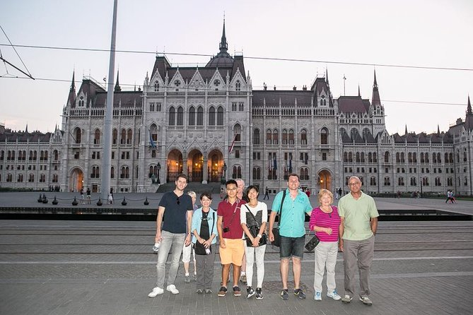 Budapest Evening Walking Tour with optional Danube River Cruise photo 9