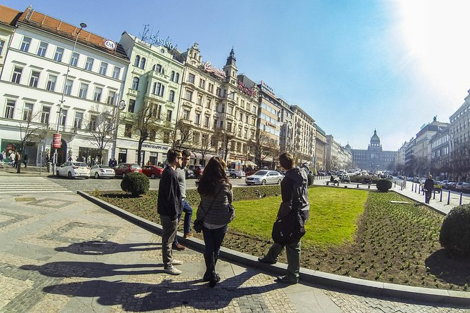 Historical walk