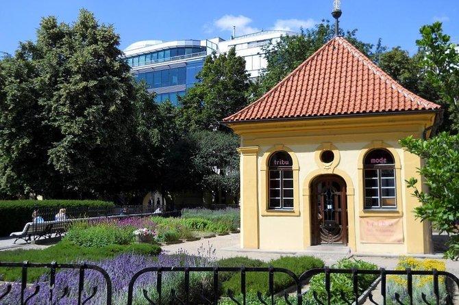 Hidden Prague Walking Tour with Cafe Stop