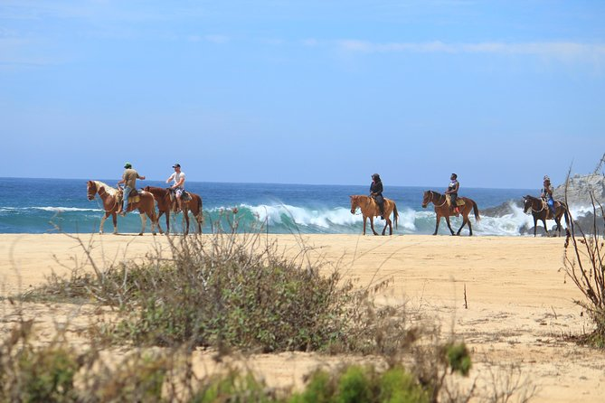 ATV and Pacific Horseback Riding Combo Tour