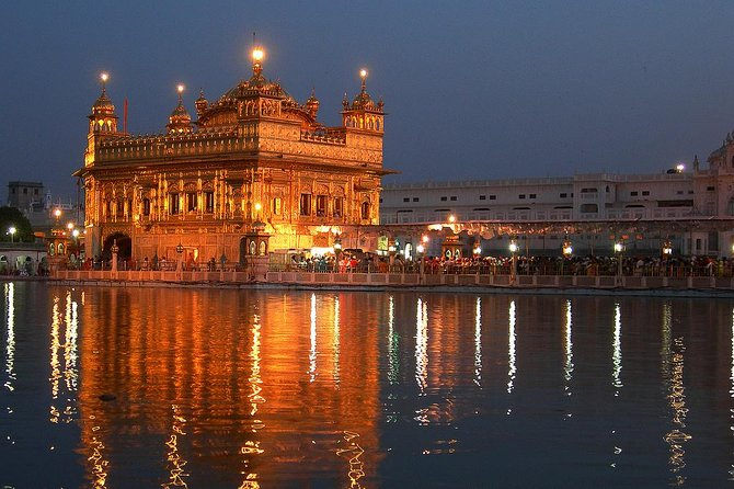 Private 8 Day Tour of Agra Jaipur and Amritsar from Delhi photo 2