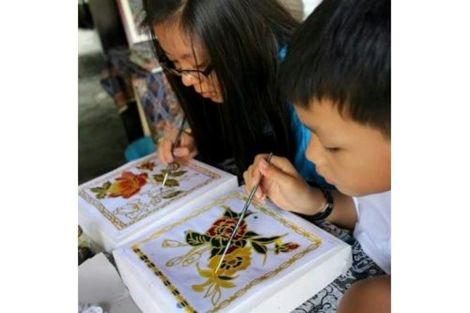 Batik Coloring Workshop by myBatik