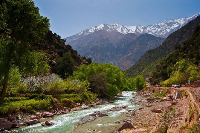 Ourika Valley best shared Day trip from Marrakech