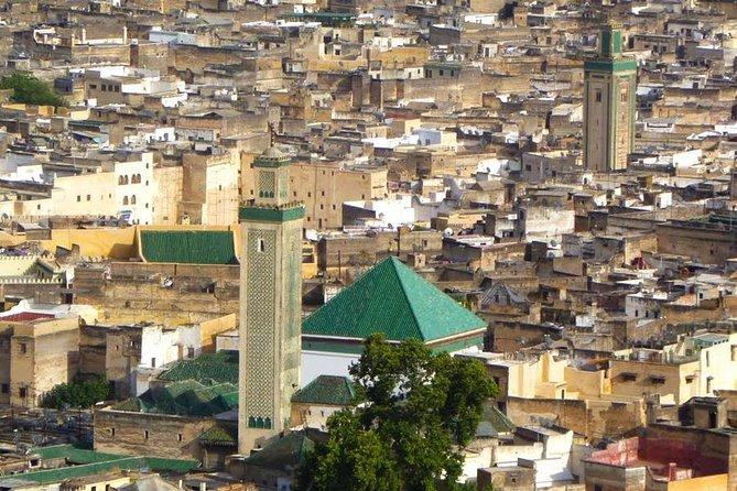 Private Transfer: Marrakech to Fez