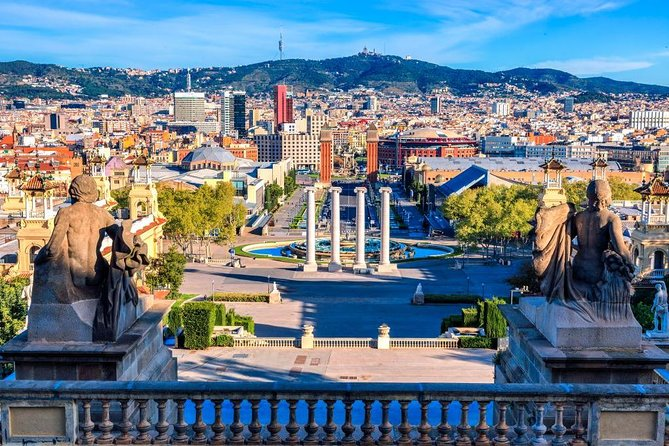 Private Customized Barcelona Tour by Mercedes Minibus