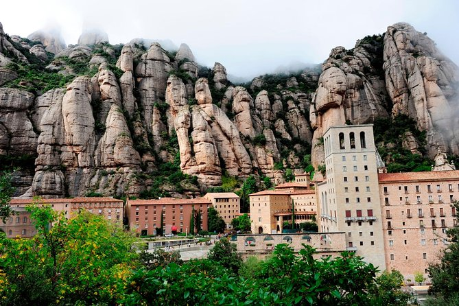 Private Exclusive Tour Montserrat and Winery Visit with Lunch and Transportation photo 14