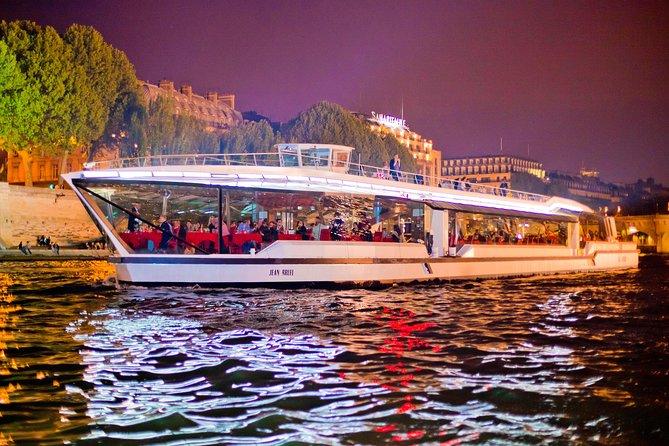 Paris Seine River Bateaux Mouches Diner Croisiere 2021 Garantie Du Prix Le Plus Bas