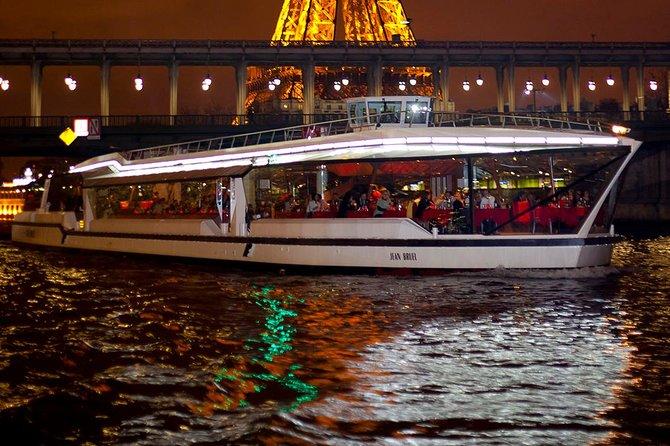 Bateaux Mouches Valentine S Day Dinner Cruise 2019 Paris