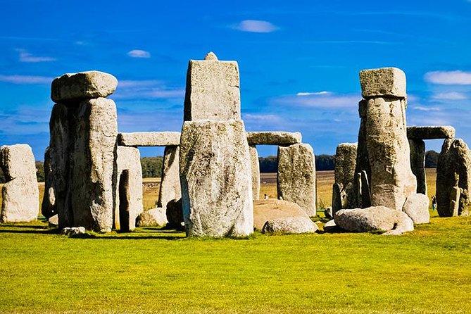 Ganztägige Bad- und Stonehenge-Tour von Eastbourne