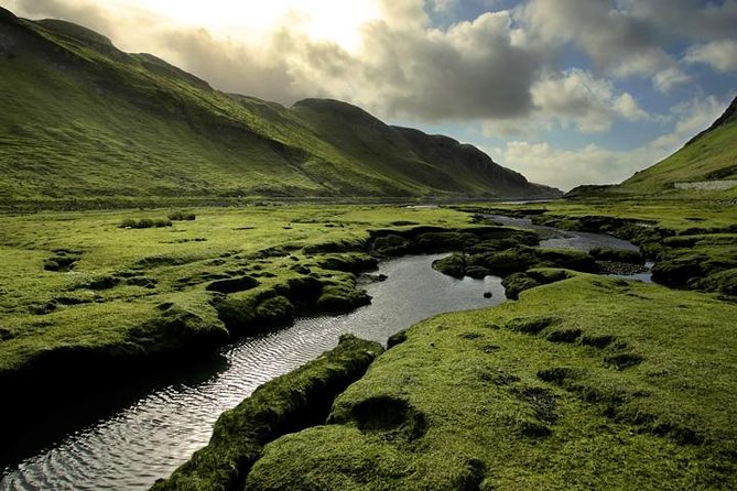 4-day Edinburgh and The Scottish Highlands Tour From Cambridge