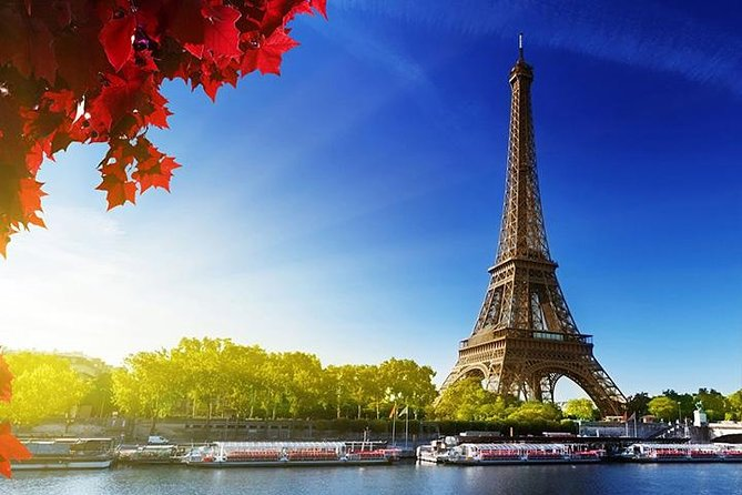 3-Day Paris and Versailles Tour from London 2020