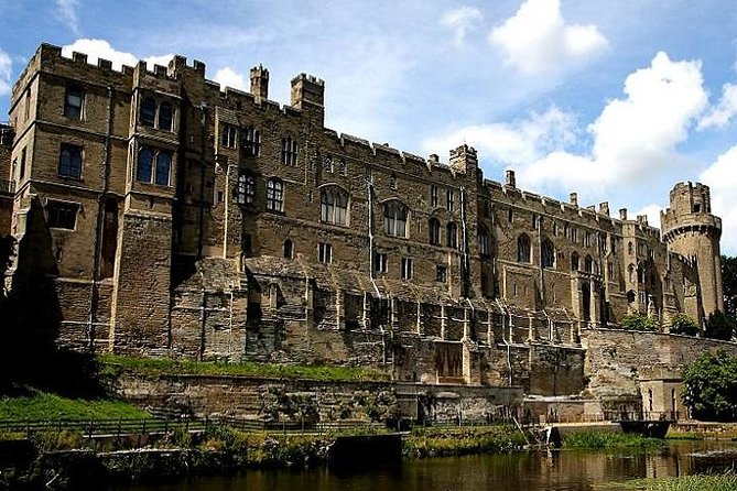 Full-Day Warwick Castle and Stratford Upon Avon Tour From Bournemouth photo 1
