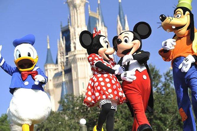 4-tägige Paris-Pause von Brighton einschließlich Disneyland Paris und Walt Disney Studios Park