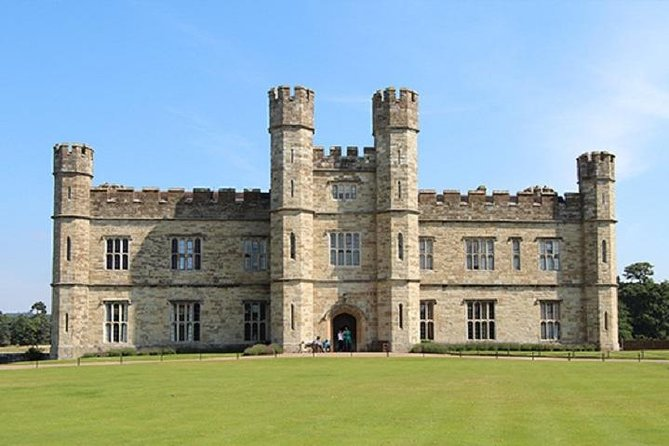 Ganztägige Canterbury und Leeds Castle Tour von Brighton