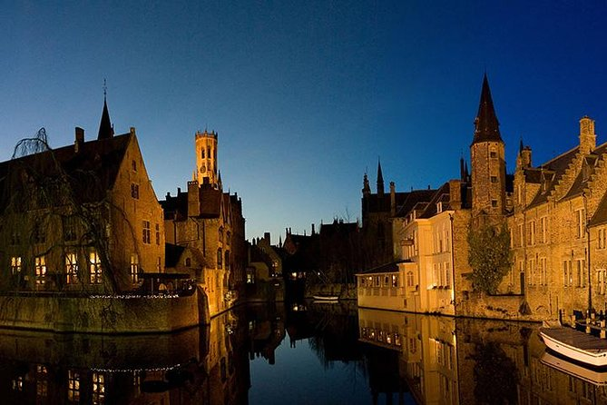 3-Day Amsterdam and Bruges Tour from Oxford photo 1