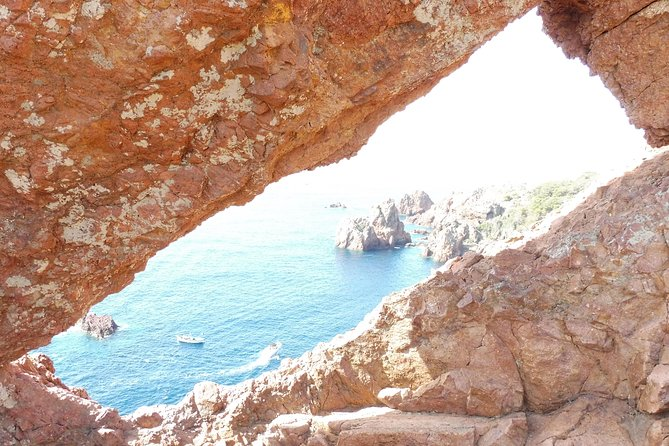 Conquest of the red gold in Esterel's mountain