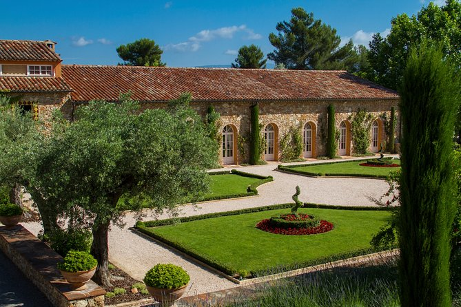 Private Day Trip: Wine Tasting Tour Including Pinic Lunch From Nice