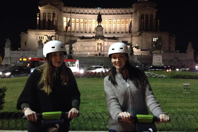 2-Hour Evening Segway Tour of Rome