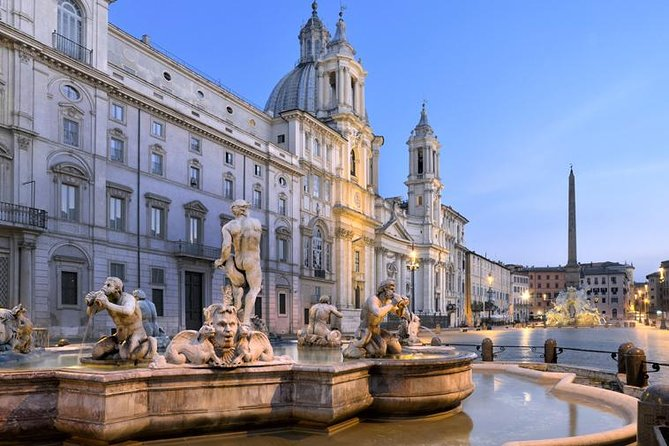 3 Hours Rome Evening Walking Tour - Piazzas and Monuments