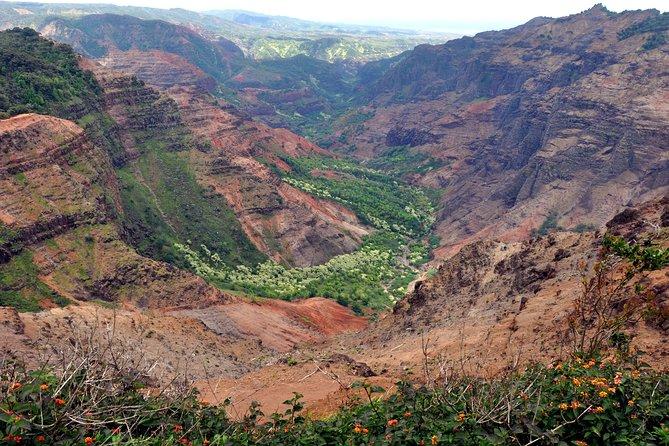Kauai Waimea Canyon Experience