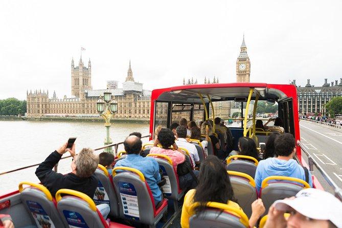 London Tour Hop On - Hop Off