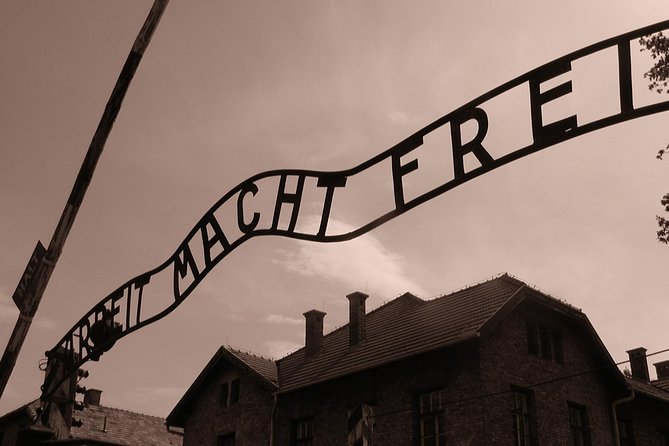 Auschwitz and Birkenau Tour from Warsaw