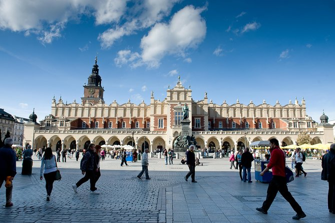 Krakow Historical Sightseeing Tour