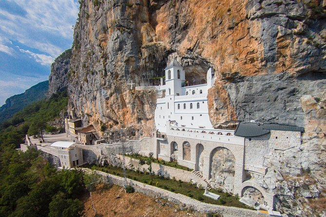 Ostrog and Rijeka Crnojevic Tour from Kotor