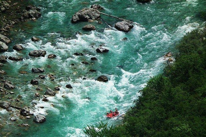 Tara River Rafting Full Day Trip from Kotor