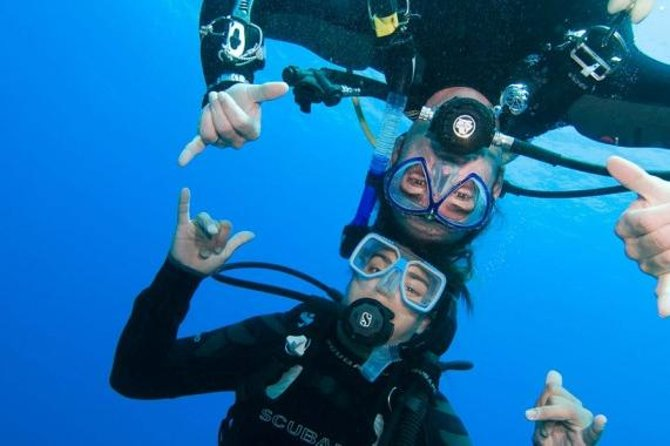 PADI Discover Scuba Diving Program in the Riviera Maya