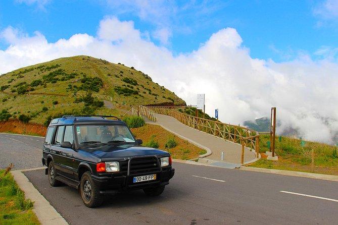 Half Day Jeep Tour - Parque Natural