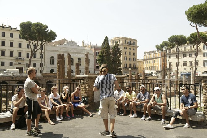 Rome All-Over Walking Tour photo 1