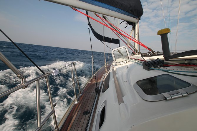 3 Days Sailing Cruise