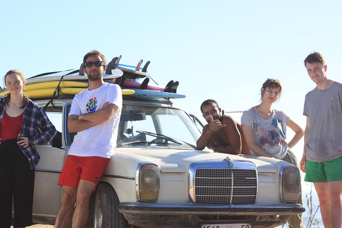 7 Nights Surf Camp in Tamraght Morocco with a ISA certified surf instructor