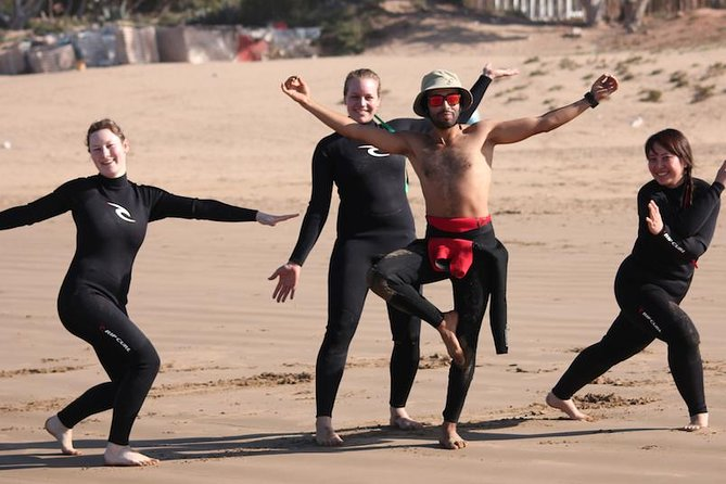 Surf and Yoga Camp in Tamraght, Morocco 7 nights