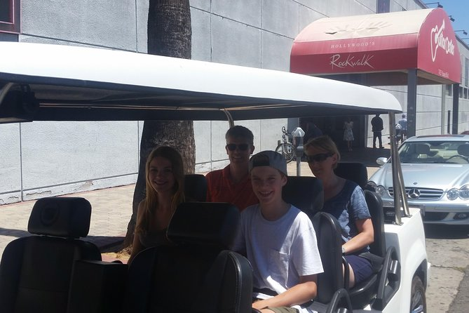 Private Tour: Hollywood Hotel, Restaurants, Bars