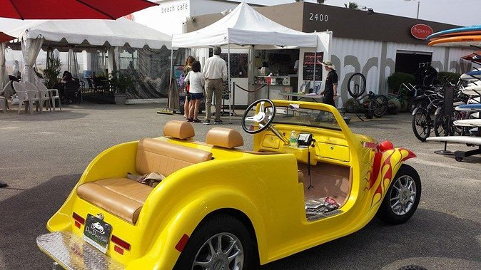 Voiture électrique California Roadster