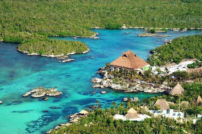 Xel-Ha Park From Cancun and Riviera Maya