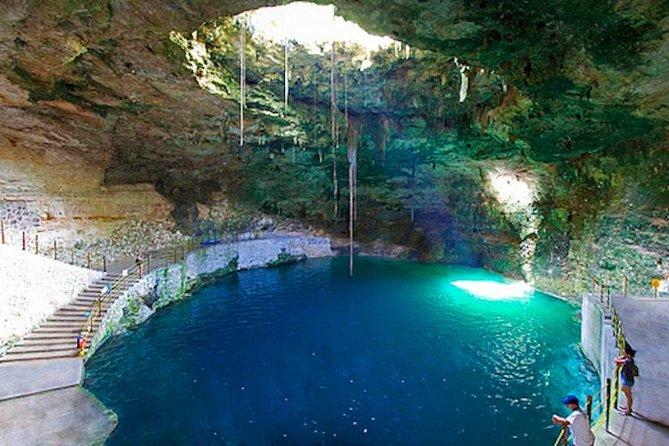 Ek Balam Majestic Mayan Ruins and Cenote Tour