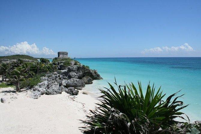 Coba, Tulum, Cenote and Playa de Carmen Combo Tour