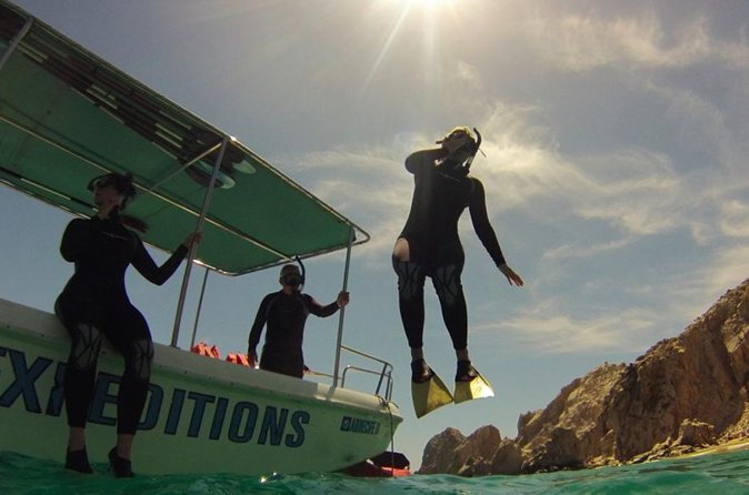Clear Bottom Kayak and Snorkel Discovery Tour in Los Cabos photo 2