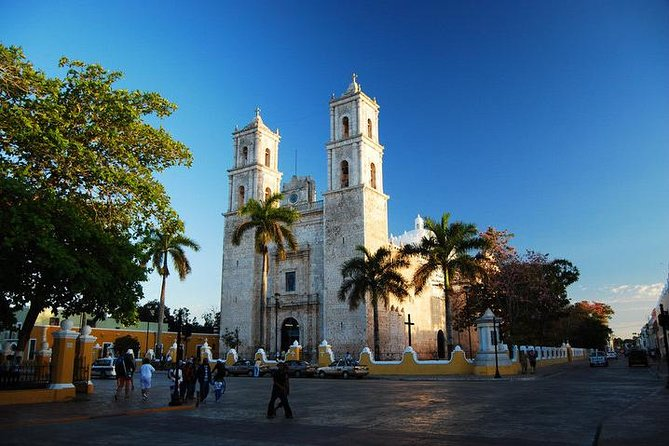 Valladolid Magic Town Tour from Cancun and Riviera Maya