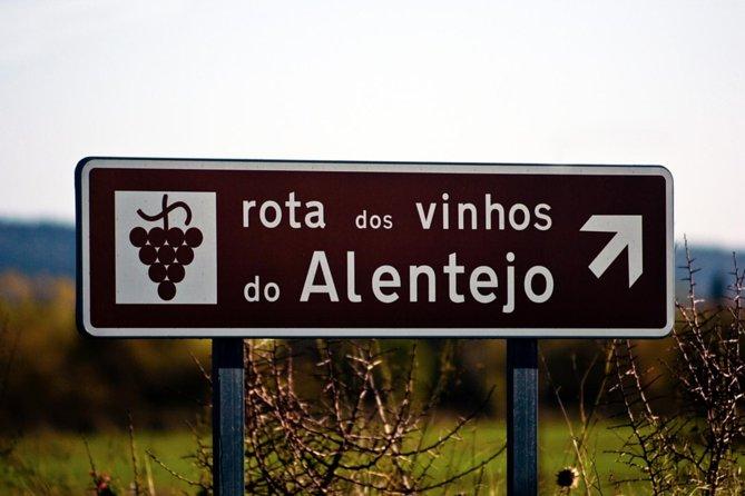 Tour del vino del sud del Portogallo Tour privato di un giorno intero da Lisbona