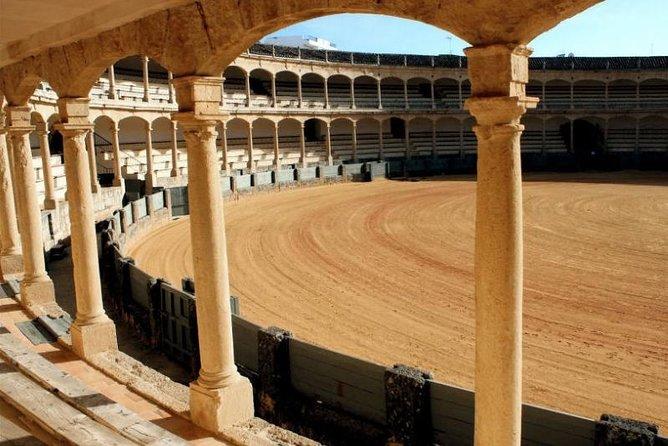 Ronda Historical Walking Tour with Bullring Entrance