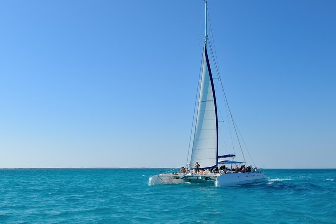 St Lucia Catamaran Day Sailing and Sightseeing Tour