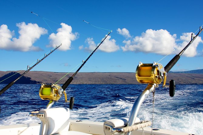 St. Lucia Deep Sea Fishing