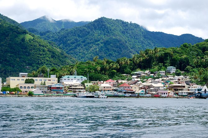 Soufriere Island Delight