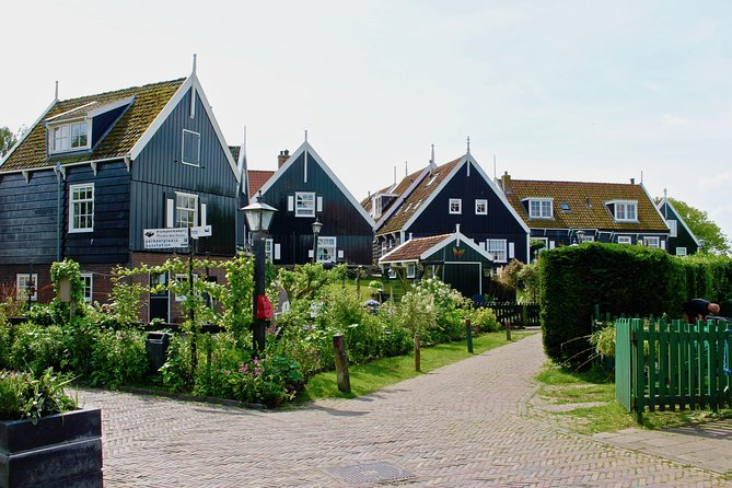 Volendam Marken and Zaanse Schans - Semi private tour (Maximum 8 people)
