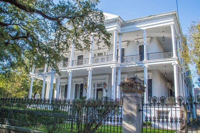 Wandeltocht door het New Orleans Garden District inclusief de begraafplaats Lafayette No. 1