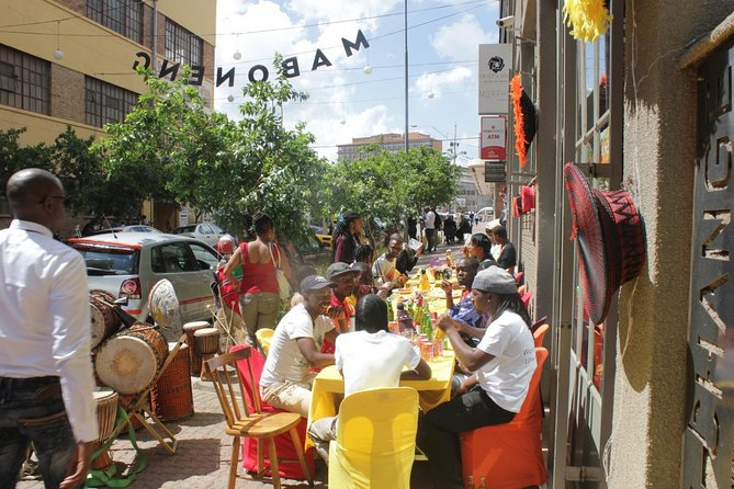 Walking Tour of Maboneng Arts and Crafts Markets from Sandton photo 1